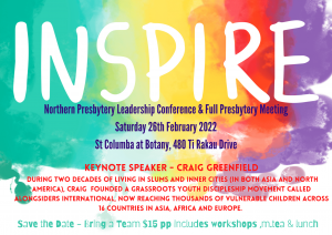 inspire leadership conference